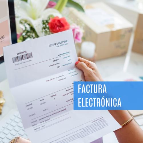 factura electronica para monotributistas