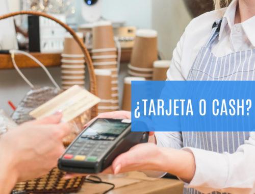 INFORMACION pagar cash o tarjeta