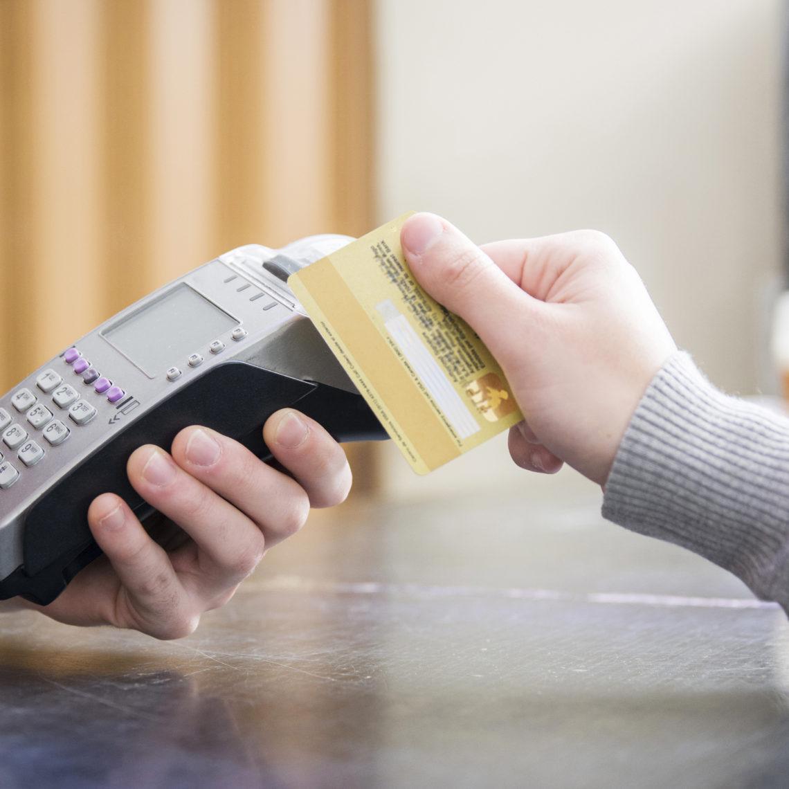cotrolar ventas con tarjeta